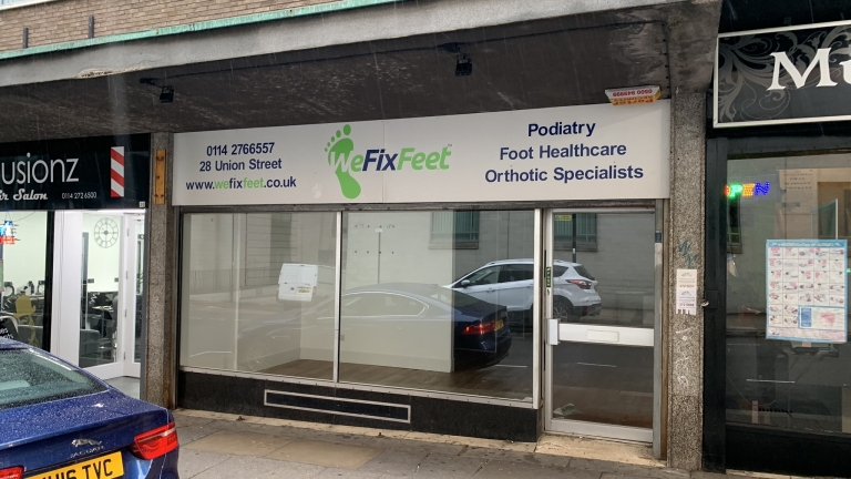 City Centre Retail Unit To Let