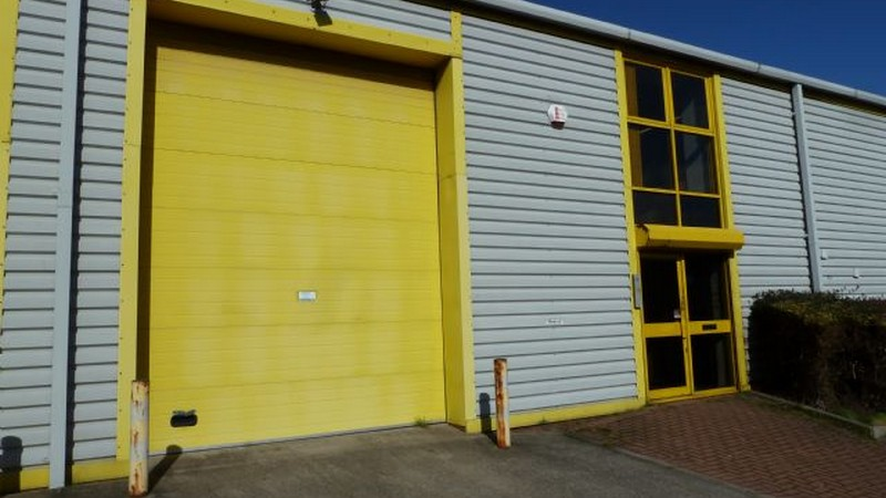 Office/Warehouse Unit Let