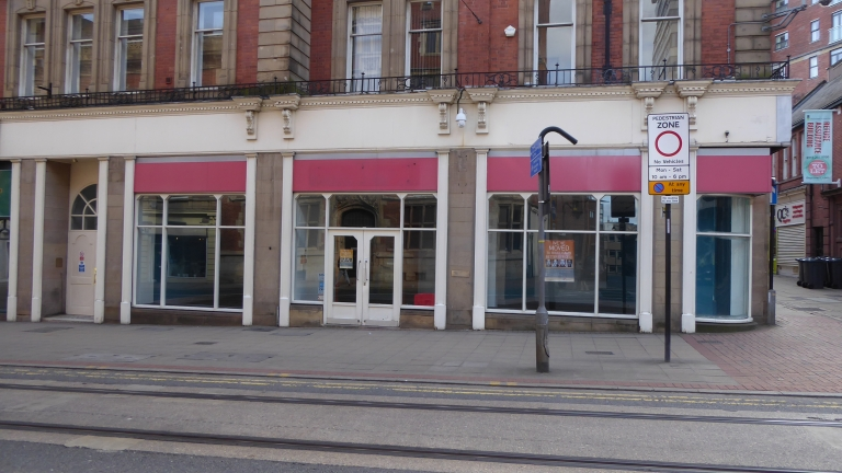 Office/Retail Premises Let