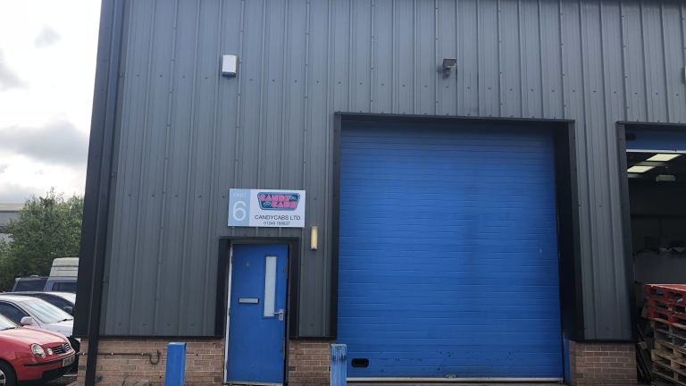 Modern Industrial Unit available For Sale