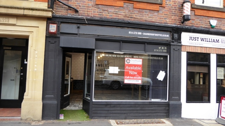 City Centre Retail Premises Let