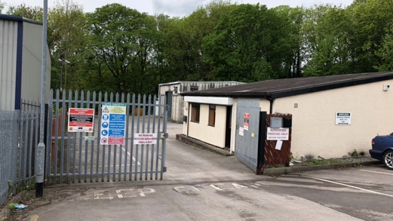 Light Industrial Unit For Sale with Development Planning Consent