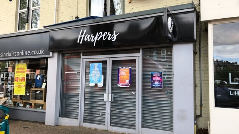 Ecclesall Road Shop Available To Let