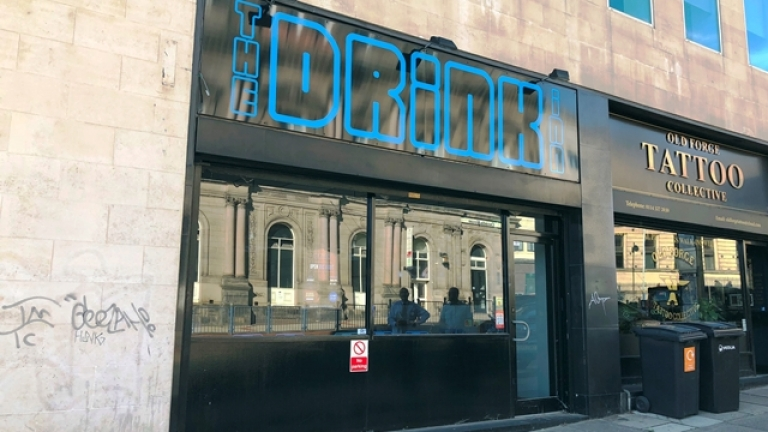 Sheffield City Centre Bar/Restaurant To Let