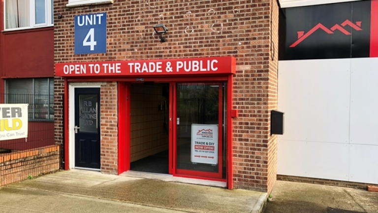 Trade Counter available TO LET