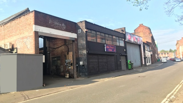 Varying sized Central Industrial/Warehouse units in Sheffield available TO LET