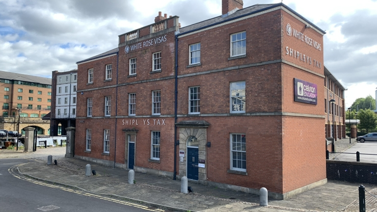 Second Floor Office Suite To Let in Victoria Quays