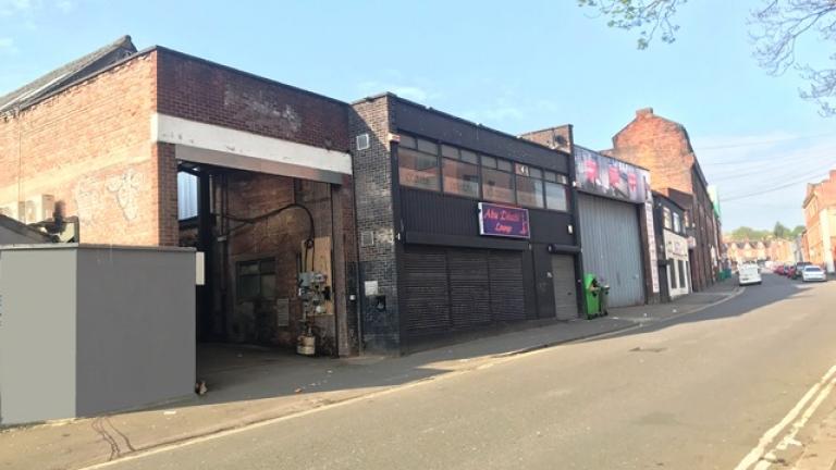 100-106 John Street, Sheffield LET