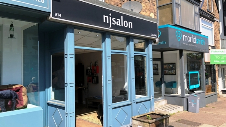 Ecclesall Road Retail Shop To Let