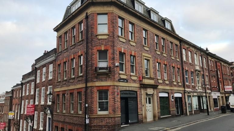 City Centre Shop/Office To Let