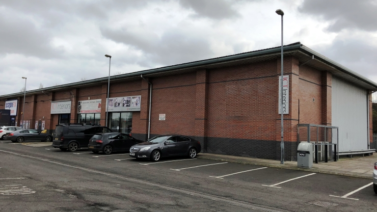 Doncaster Retail Warehouse / Trade Unit To Let