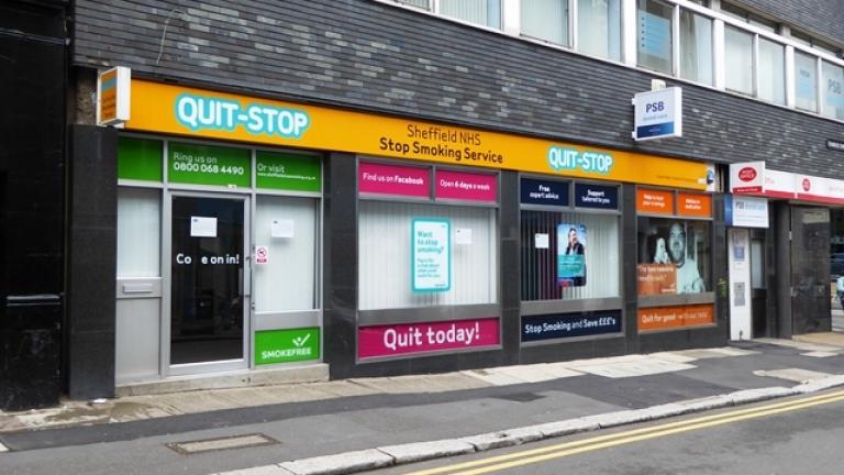 Sheffield City Centre Retail Unit Let