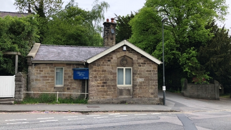 Self Contained Office Building To Let in Hathersage