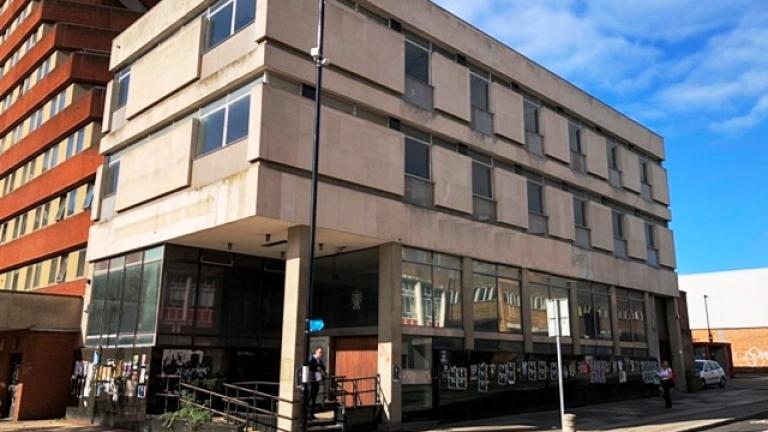 Sheffield City Centre  Building For Sale