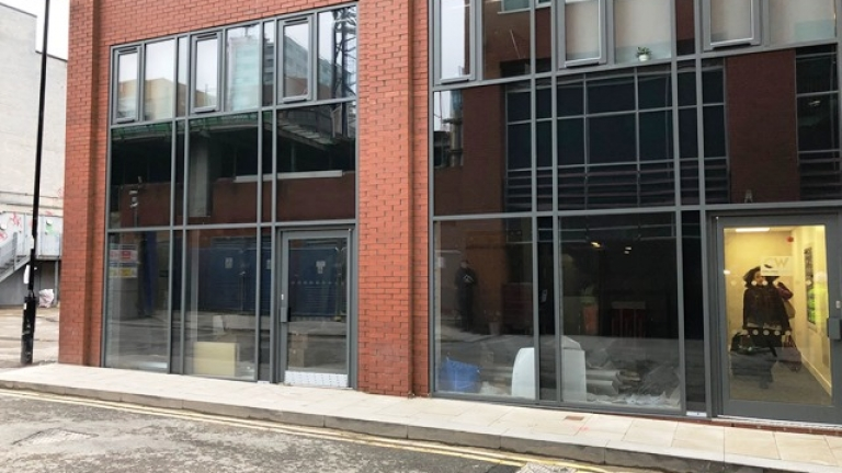 Sheffield City Centre Self Contained Office Suite To Let
