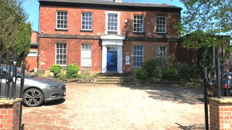 Office Building To Let (May Sell)