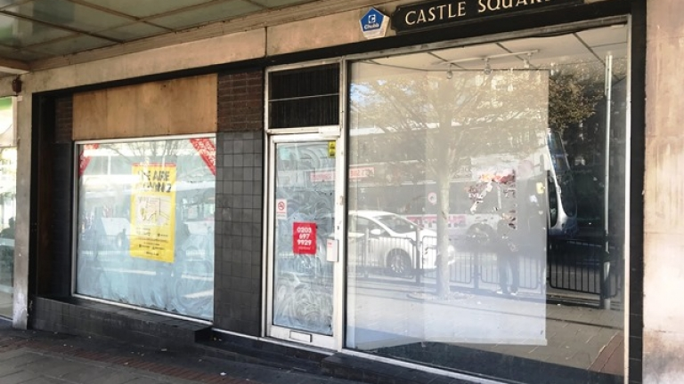 City Centre Retail Unit To Let