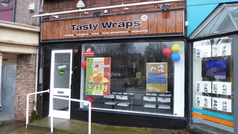 More Restaurant Premises Let