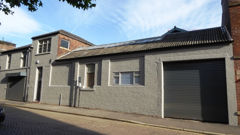 City Centre Light Industrial/Warehouse Premises To Let