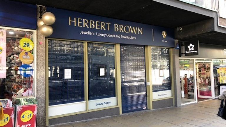 Sheffield City Centre Retail Unit To Let