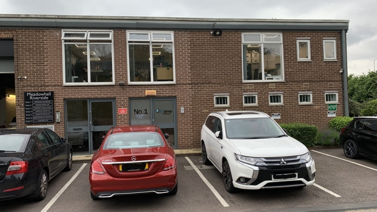 Meadowhall Riverside Office Let & Last Office Suite Available