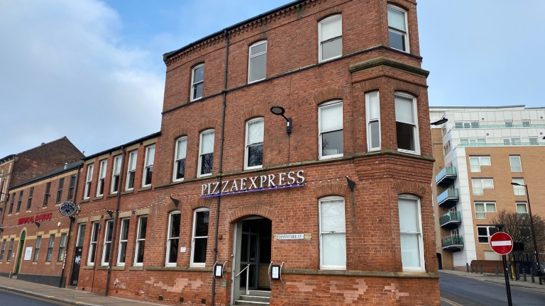 Restaurant Premises available in Heart of Sheffield's Leisure District