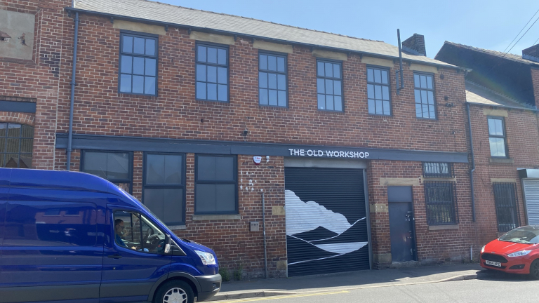 Creative Space To Let in the Heart of Kelham Island