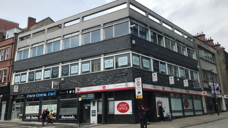 Sheffield City Centre Offices To Let