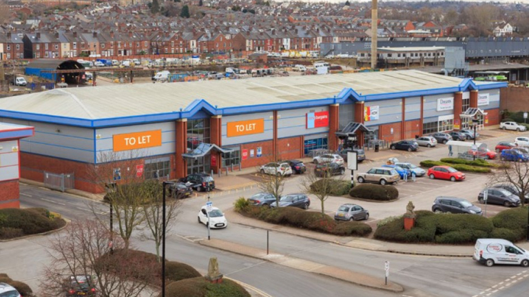 Crosthwaite Commercial Instructed on Queens Road Retail Park