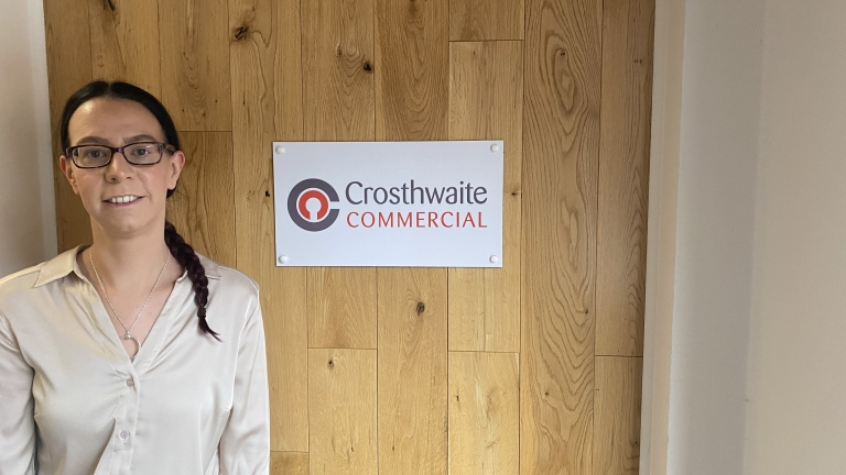 Amy Brown joins Crosthwaite Commercial