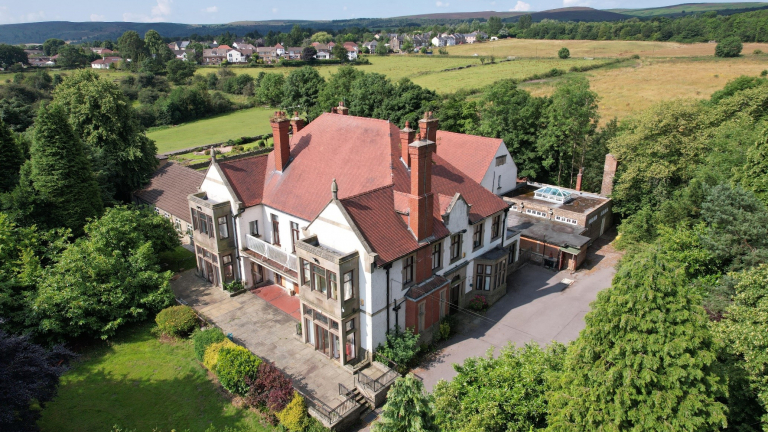 For Sale - Former Care Home With Development Potential