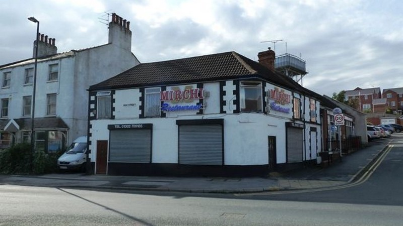 Indian Restaurant in Askern For Sale