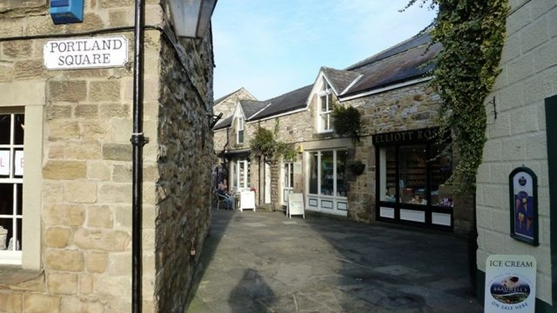 Crosthwaite Commercial acquire Portland Square, Bakewell