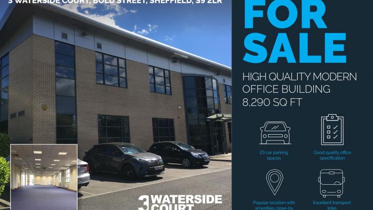 Sold - 3 Waterside Court, Bold Street, Sheffield