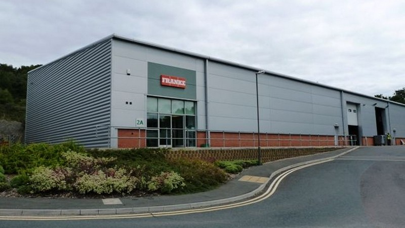Modern Warehouse To Let In Chesterfield