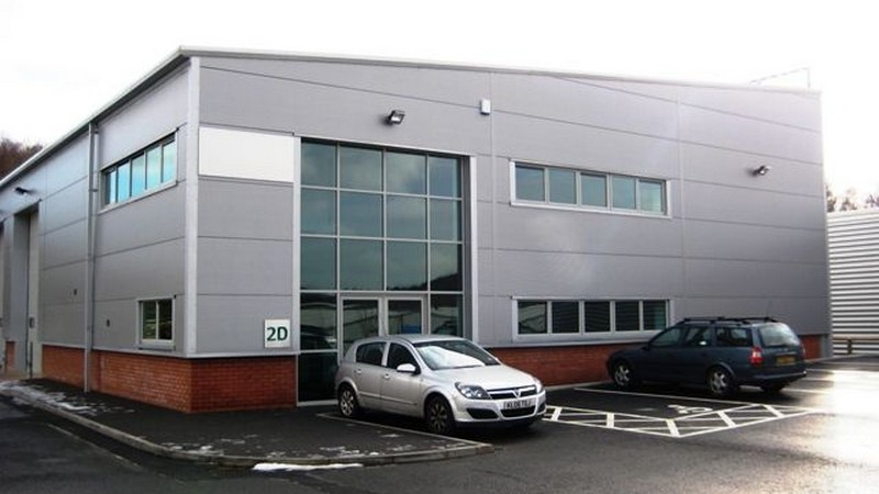 Hybrid Industrial Premises Let in Chesterfield