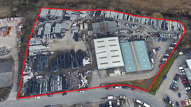 Engineering Workshops on 2.58 acres site To Let
