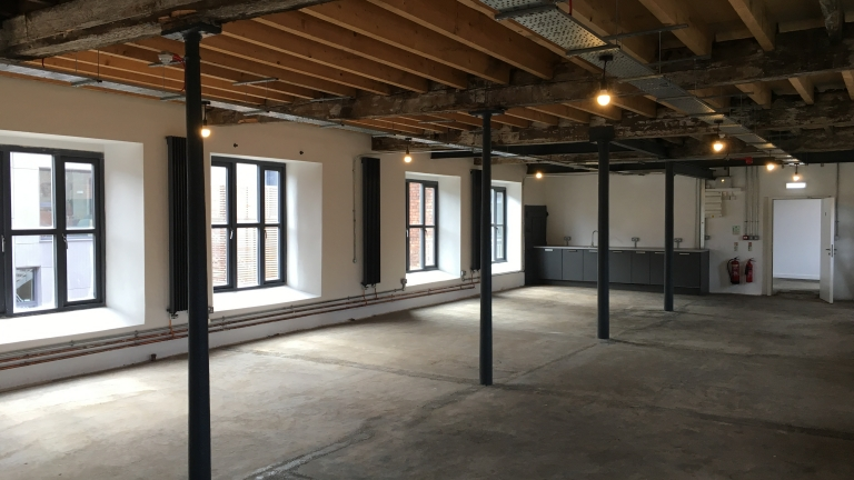 One Suite remaining in Eagle Works