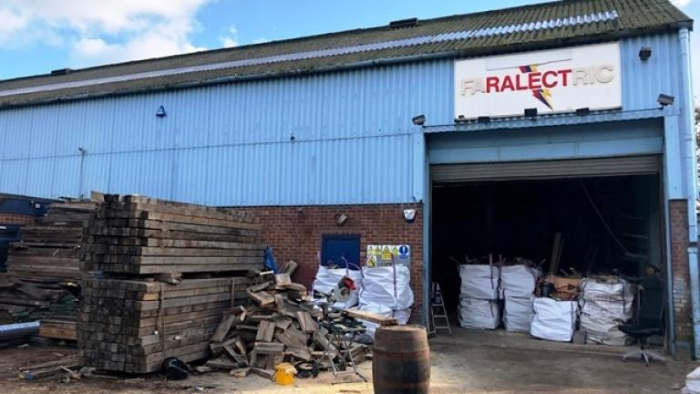 6,000 sq ft Industrial Unit Let