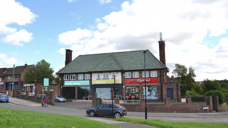 Prominent Roadside Retail Units To Let