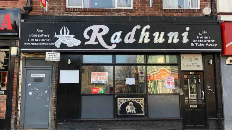 London Road Restaurant available TO LET