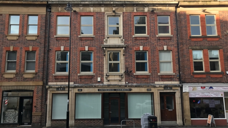 City Centre Shop/Office Unit To Let