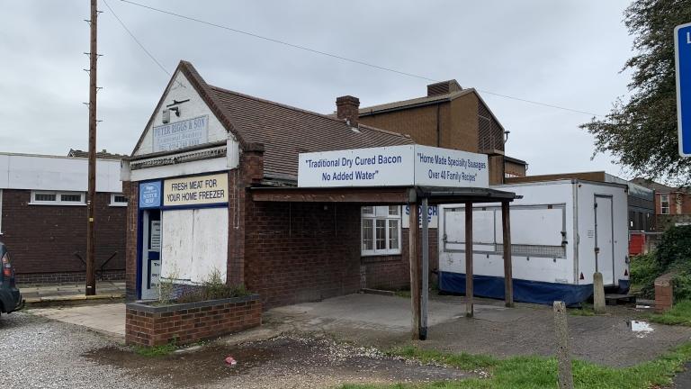 Development Site in the Centre of Ecclesfield For Sale