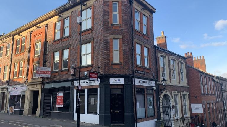 Central City Centre Shop/Office Unit To Let