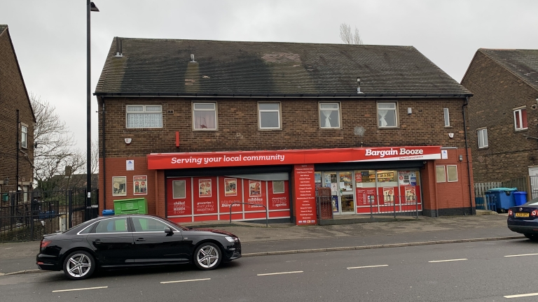 Retail/Residential Investment For Sale