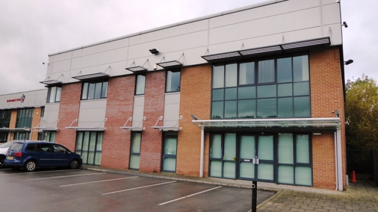 Modern Office Building To Let