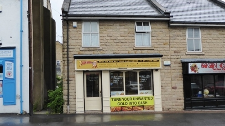 Shop To Let in Woodhouse
