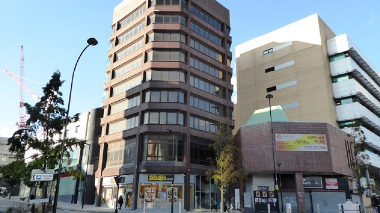 Office Building Sold