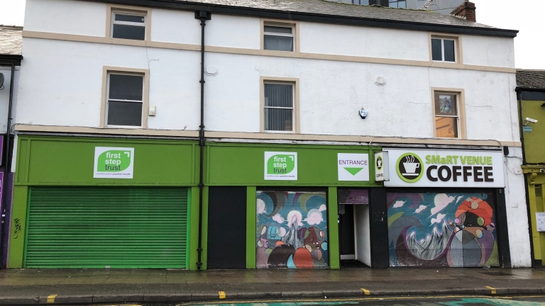 A3 Restaurant & A2/B1 Office Premises To Let
