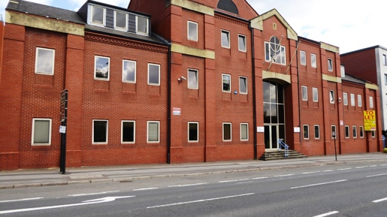City Centre Office Building To Let